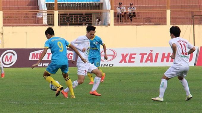 HAGL win best team award at V. League, Sports news, football, Vietnam sports, vietnamnet bridge, english news, Vietnam news, news Vietnam, vietnamnet news, Vietnam net news, Vietnam latest news, vn news, Vietnam breaking news
