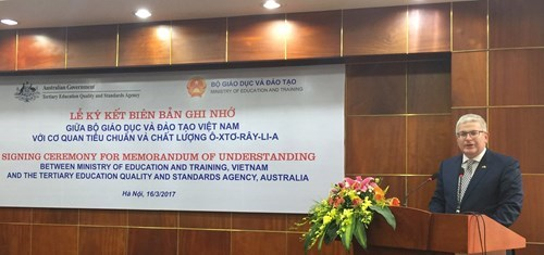 Australia supports Vietnam's online education, social news, vietnamnet bridge, english news, Vietnam news, news Vietnam, vietnamnet news, Vietnam net news, Vietnam latest news, vn news, Vietnam breaking news