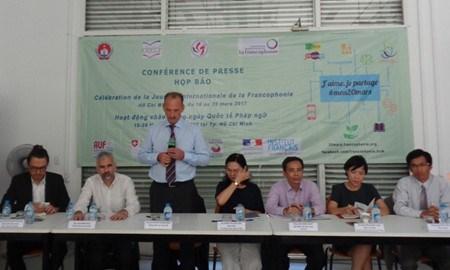Francophone Week 2017 to take place in HCM City, social news, vietnamnet bridge, english news, Vietnam news, news Vietnam, vietnamnet news, Vietnam net news, Vietnam latest news, vn news, Vietnam breaking news
