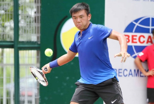 Ly Hoang Nam enters quarter-finals at Japan tennis event, Sports news, football, Vietnam sports, vietnamnet bridge, english news, Vietnam news, news Vietnam, vietnamnet news, Vietnam net news, Vietnam latest news, vn news, Vietnam breaking news