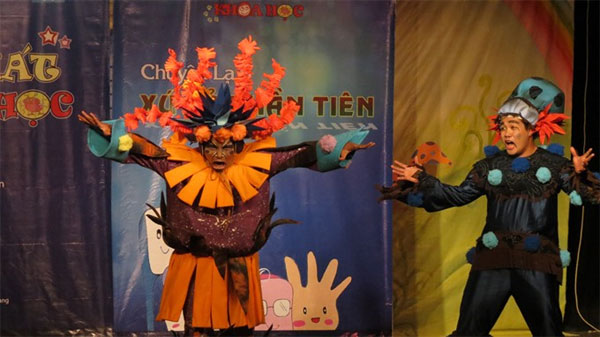 Comedy, students, Nha Hat Tre Theatre Company, Vietnam economy, Vietnamnet bridge, English news about Vietnam, Vietnam news, news about Vietnam, English news, Vietnamnet news, latest news on Vietnam, Vietnam