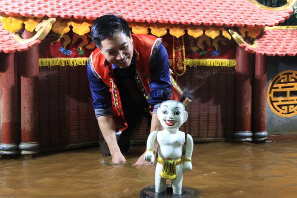 Vietnamese water puppetry grows in stature, entertainment events, entertainment news, entertainment activities, what's on, Vietnam culture, Vietnam tradition, vn news, Vietnam beauty, news Vietnam, Vietnam news, Vietnam net news, vietnamnet news, vietnamn