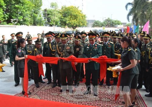 Vietnam, Cambodia boost defence ties, Government news, Vietnam breaking news, politic news, vietnamnet bridge, english news, Vietnam news, news Vietnam, vietnamnet news, Vietnam net news, Vietnam latest news, vn news