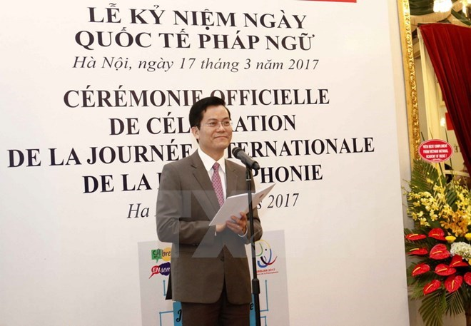 Vietnam works hard for cooperation in Francophone community, Government news, Vietnam breaking news, politic news, vietnamnet bridge, english news, Vietnam news, news Vietnam, vietnamnet news, Vietnam net news, Vietnam latest news, vn news