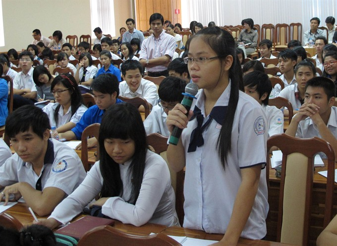 Children's voices must be heard, social news, vietnamnet bridge, english news, Vietnam news, news Vietnam, vietnamnet news, Vietnam net news, Vietnam latest news, vn news, Vietnam breaking news