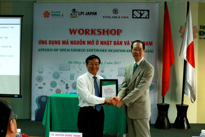 Da Nang inks first deal in Open Source Software education, IT news, sci-tech news, vietnamnet bridge, english news, Vietnam news, news Vietnam, vietnamnet news, Vietnam net news, Vietnam latest news, Vietnam breaking news, vn news