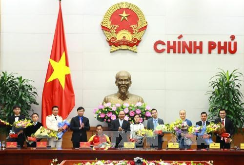 VN Prime Minister promises optimal support to young talents, social news, vietnamnet bridge, english news, Vietnam news, news Vietnam, vietnamnet news, Vietnam net news, Vietnam latest news, vn news, Vietnam breaking news