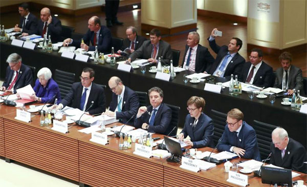 G20 to jointly fight bank sector hacking