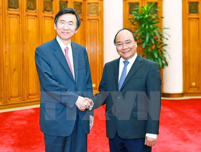 Vietnam willing to foster bilateral trade with RoK: PM says, Government news, Vietnam breaking news, politic news, vietnamnet bridge, english news, Vietnam news, news Vietnam, vietnamnet news, Vietnam net news, Vietnam latest news, vn news