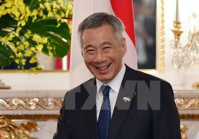 Singaporean PM begins Vietnam visit, Government news, Vietnam breaking news, politic news, vietnamnet bridge, english news, Vietnam news, news Vietnam, vietnamnet news, Vietnam net news, Vietnam latest news, vn news