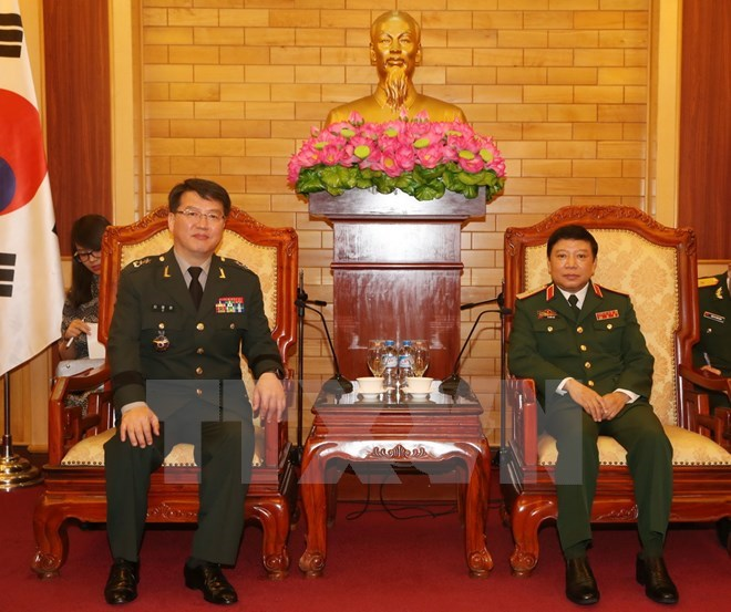 Vietnam, RoK boost defence partnership, Government news, Vietnam breaking news, politic news, vietnamnet bridge, english news, Vietnam news, news Vietnam, vietnamnet news, Vietnam net news, Vietnam latest news, vn news
