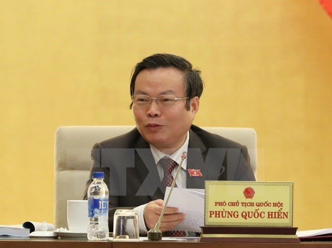 NA discusses draft Law on Public Debt Management, Government news, Vietnam breaking news, politic news, vietnamnet bridge, english news, Vietnam news, news Vietnam, vietnamnet news, Vietnam net news, Vietnam latest news, vn news