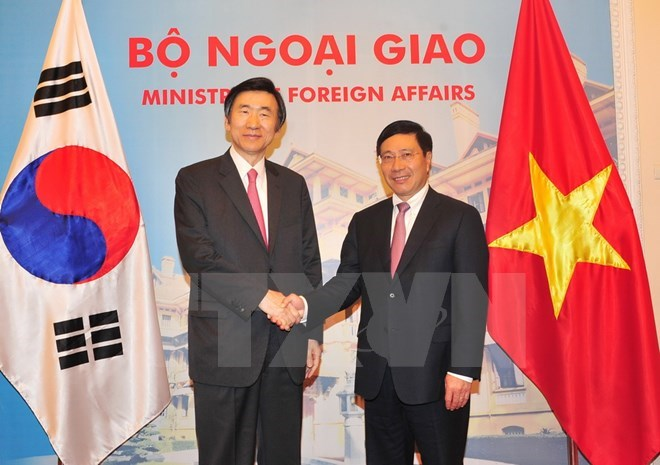 Vietnam, RoK further strategic cooperative partnership, Government news, Vietnam breaking news, politic news, vietnamnet bridge, english news, Vietnam news, news Vietnam, vietnamnet news, Vietnam net news, Vietnam latest news, vn news