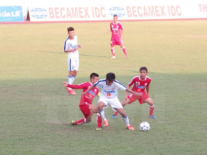 National U-19 football championship takes place in Binh Dinh, Sports news, football, Vietnam sports, vietnamnet bridge, english news, Vietnam news, news Vietnam, vietnamnet news, Vietnam net news, Vietnam latest news, vn news, Vietnam breaking news