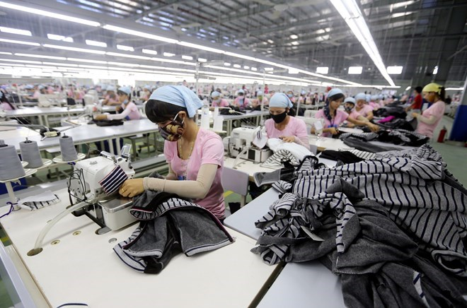 Vietnam's textile - garment exports expected to grow without TPP, vietnam economy, business news, vn news, vietnamnet bridge, english news, Vietnam news, news Vietnam, vietnamnet news, vn news, Vietnam net news, Vietnam latest news, Vietnam reaking news