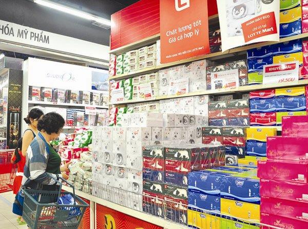 Vietnam not prepared for retail market expansion