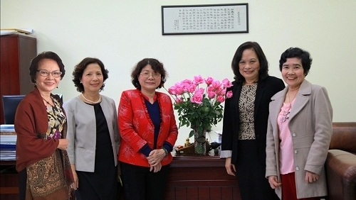 Female scientists contribute to developing nanotechnology in Vietnam, vietnam economy, business news, vn news, vietnamnet bridge, english news, Vietnam news, news Vietnam, vietnamnet news, vn news, Vietnam net news, Vietnam latest news, Vietnam