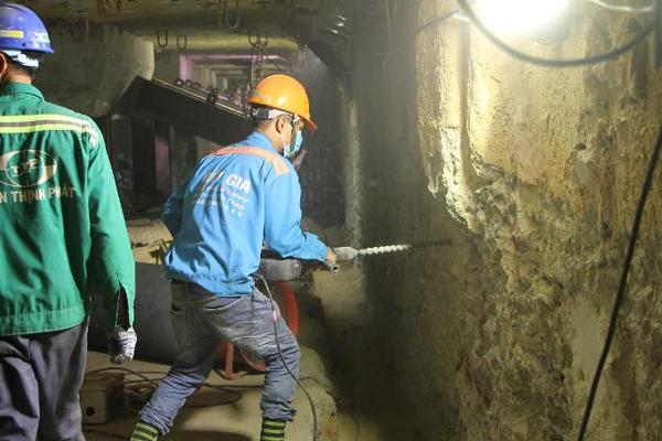 HCM City to invite foreign experts to build underground plan