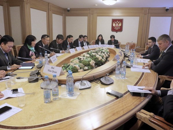 Vietnam boosts external relations with Russia, Government news, Vietnam breaking news, politic news, vietnamnet bridge, english news, Vietnam news, news Vietnam, vietnamnet news, Vietnam net news, Vietnam latest news, vn news