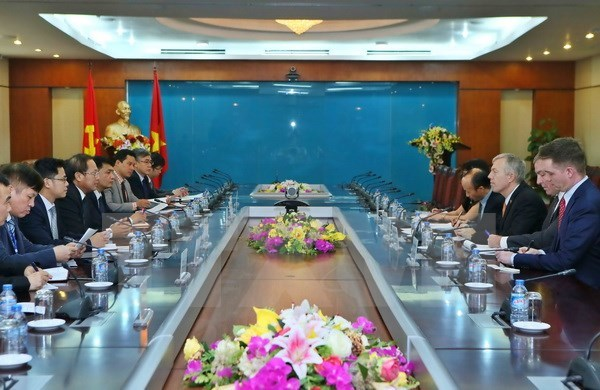 Vietnam calls for US cooperation in building smart cities, social news, vietnamnet bridge, english news, Vietnam news, news Vietnam, vietnamnet news, Vietnam net news, Vietnam latest news, vn news, Vietnam breaking news