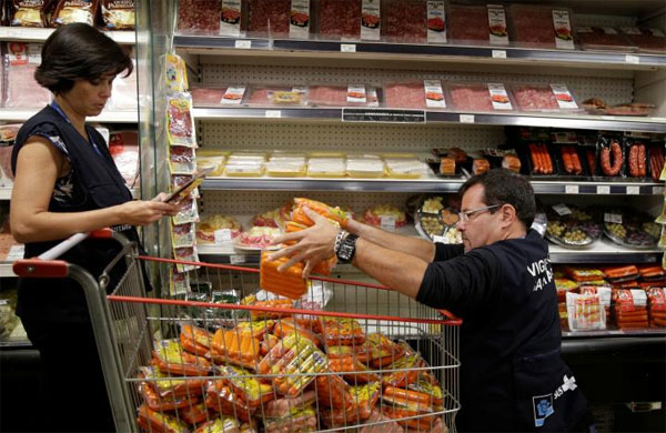 Brazil's agriculture ministry, police say meat problems not widespread