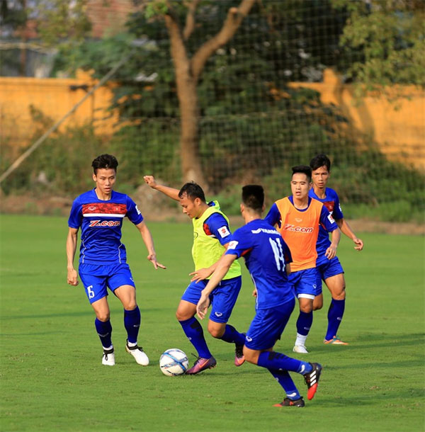 Vietnam, Chinese Taipei warm-up for Asian Cup