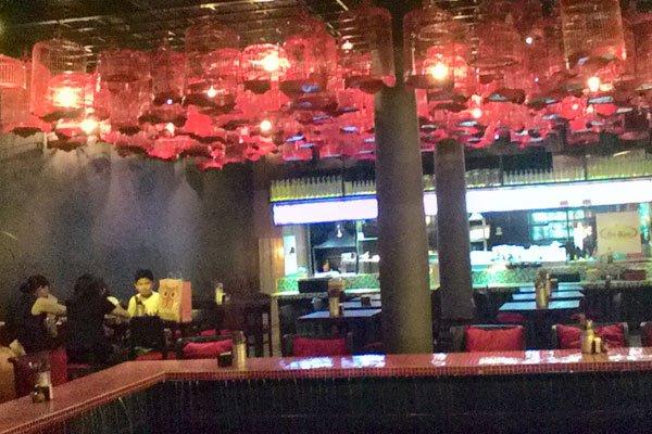 Cocochin – a good dining venue in Saigon's pedestrian square