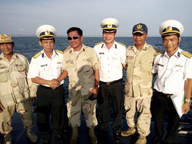 Vietnam, Cambodia conduct joint naval patrol, Government news, Vietnam breaking news, politic news, vietnamnet bridge, english news, Vietnam news, news Vietnam, vietnamnet news, Vietnam net news, Vietnam latest news, vn news