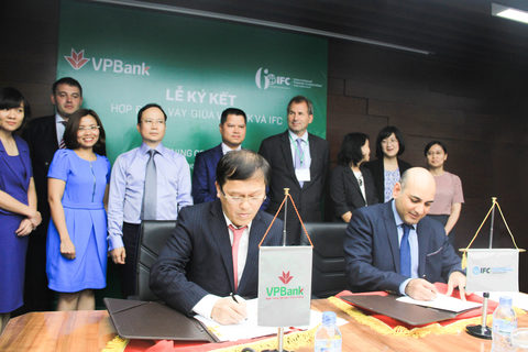 IFC gives US$80 million credit package to VPBank, vietnam economy, business news, vn news, vietnamnet bridge, english news, Vietnam news, news Vietnam, vietnamnet news, vn news, Vietnam net news, Vietnam latest news, Vietnam reaking news