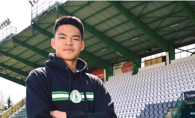 Overseas Vietnamese footballer given U20 Cup trial