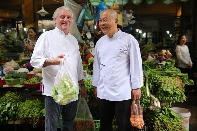A French Chef in Hanoi
