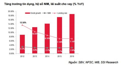 VN banks to face interest margin challenges: SSI