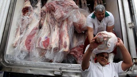 Vietnam halts meat imports from Brazil