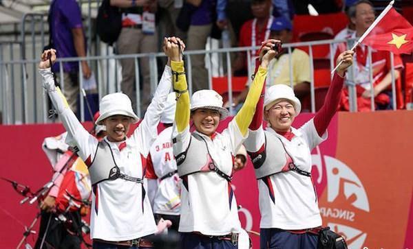 Vietnamese archers take home bronze medal
