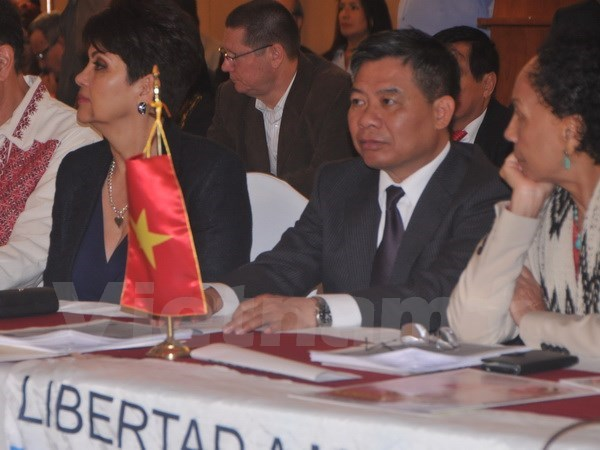 CPV's support for left-wing movement reaffirmed at Mexico seminar