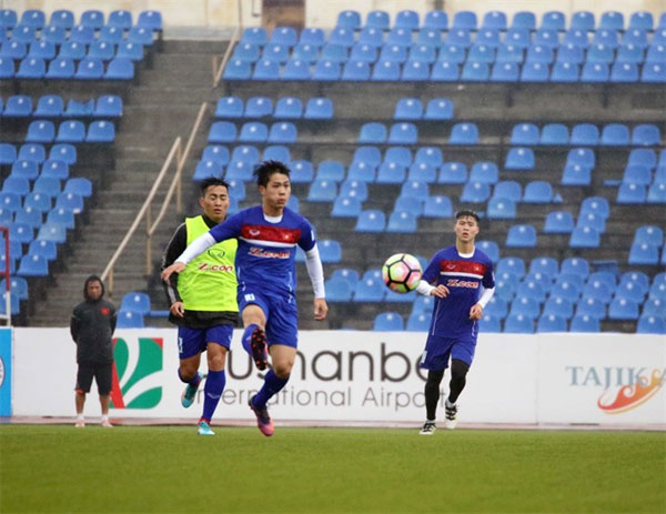 Vietnam take on Afghanistan in Asian Cup qualifier
