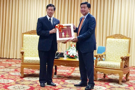 HCM City, Lao capital step up cooperation, Government news, Vietnam breaking news, politic news, vietnamnet bridge, english news, Vietnam news, news Vietnam, vietnamnet news, Vietnam net news, Vietnam latest news, vn news