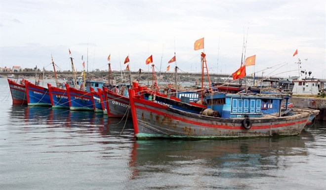 Nearly $90 million to support fishermen in Quang Binh