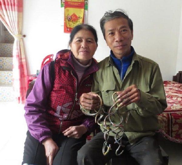Vietnamese man hasn't clipped his fingernails in over 35 years, social news, vietnamnet bridge, english news, Vietnam news, news Vietnam, vietnamnet news, Vietnam net news, Vietnam latest news, vn news, Vietnam breaking news