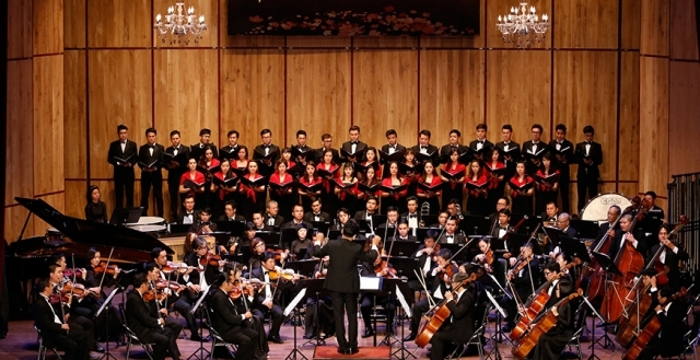 March 27-April 2: 'Underneath the starry night' classical music night in HCMC
