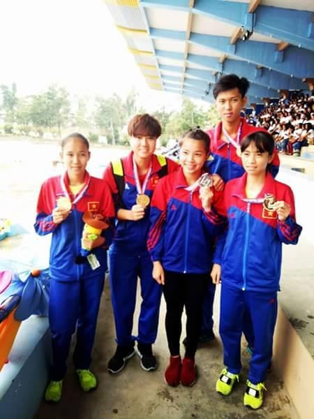 VN's Lan Anh high-jumps to gold in regional youth championship