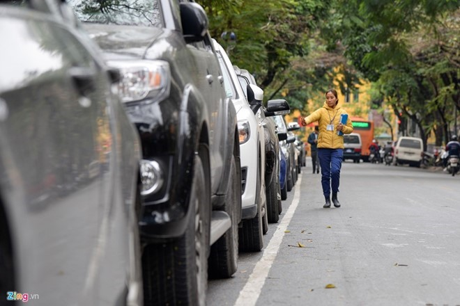 Hanoi pilots iParking for cars from May