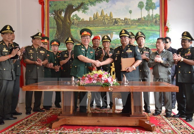 Defence Ministry builds new office building for Cambodian army, Government news, Vietnam breaking news, politic news, vietnamnet bridge, english news, Vietnam news, news Vietnam, vietnamnet news, Vietnam net news, Vietnam latest news, vn news