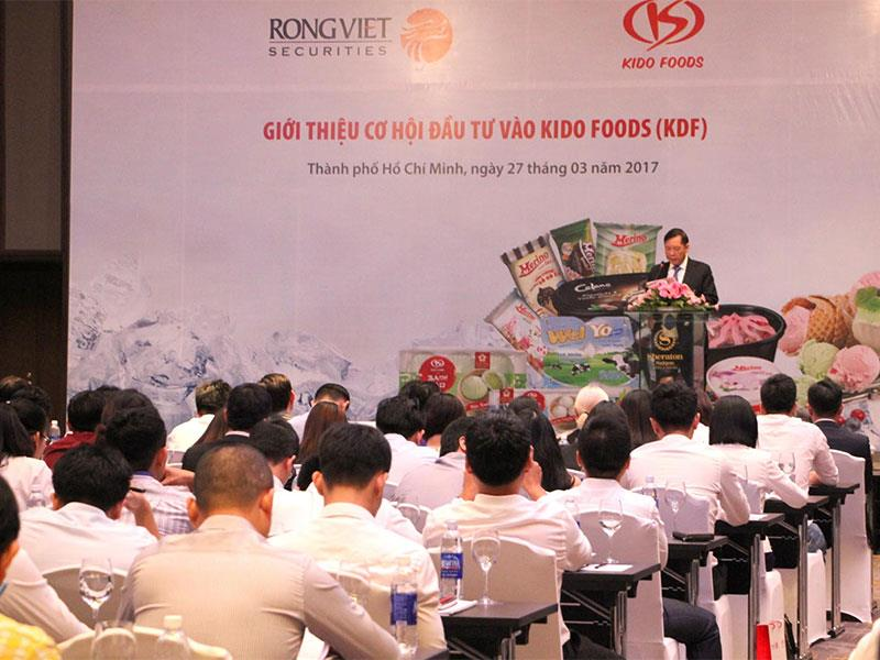Kido reports foreign investors lining up for IPO of frozen foods subsidiary, vietnam economy, business news, vn news, vietnamnet bridge, english news, Vietnam news, news Vietnam, vietnamnet news, vn news, Vietnam net news, Vietnam latest news, Vietnam