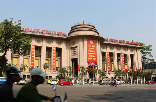 VN central bank allays concerns over brief deposit rate hikes