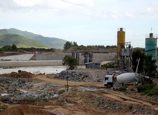 US$127.5m anti-drought mega project underway in Ninh Thuan