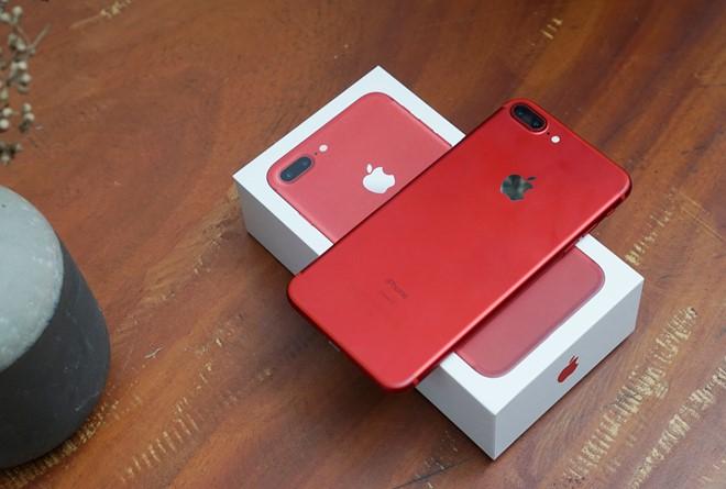 Red iPhone 7 sales sluggish in Vietnam