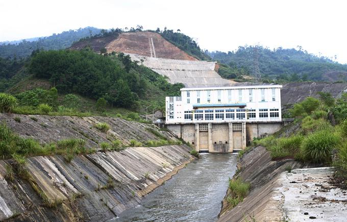 Power plants in central Vietnam eye urgent repairs before flooding season