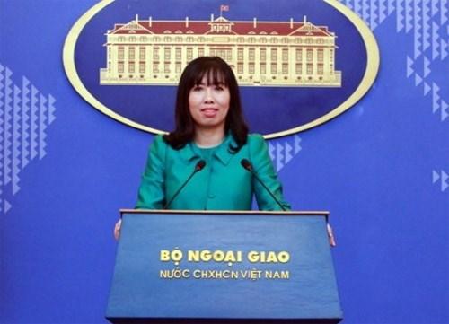 Vietnam settles East Sea disputes by peaceful measures, Government news, Vietnam breaking news, politic news, vietnamnet bridge, english news, Vietnam news, news Vietnam, vietnamnet news, Vietnam net news, Vietnam latest news, vn news