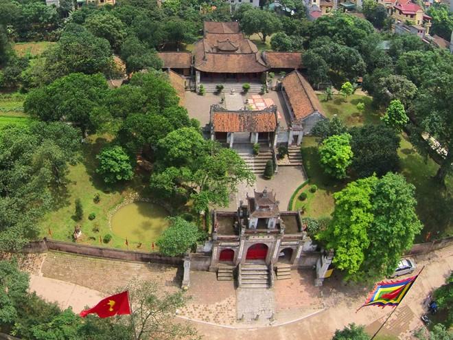 Co Loa – the oldest citadel in Vietnam